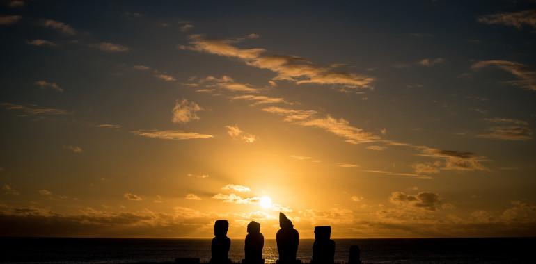 Ritual z angeli: poklon našim prednikom
