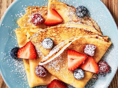 Zajtrk za različne letne čase