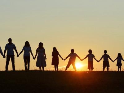 Postavitev družine