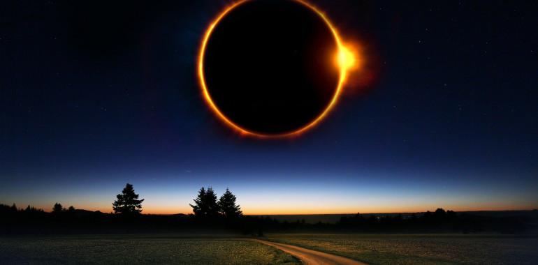 Sončni mrk (10. 6.): pred nami so energijsko izjemno intenzivni dnevi!