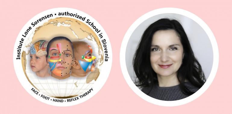Izobraževanje - Obrazna refleksoterapija SorensensistemTM – M1&2