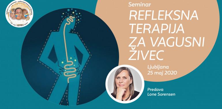 Seminar Refleksna terapija za vagusni živec