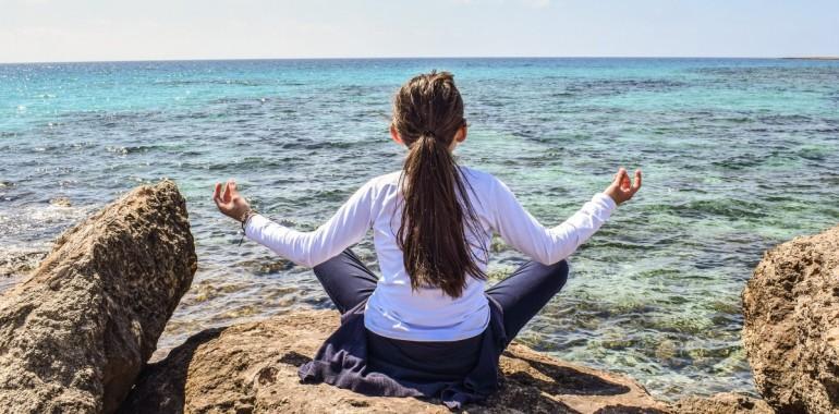 Vodene meditacije za otroke - spletni program