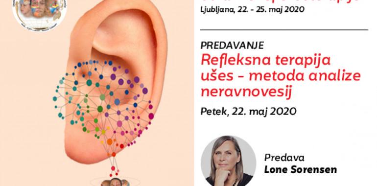 Refleksna terapija ušes - metoda analize neravnovesij
