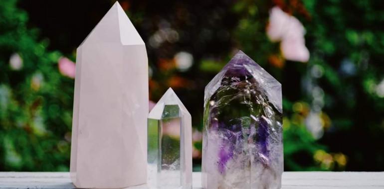 Zdravljenje & Kristali