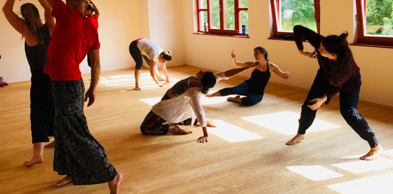 FICHO Institute, holistično raziskovanje sebe skozi ples