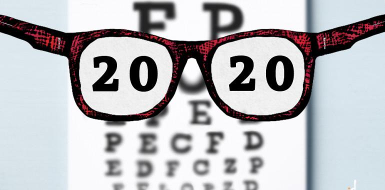 5 načinov, da bo leto 2020 za vas leto notranje jasnosti in vizije