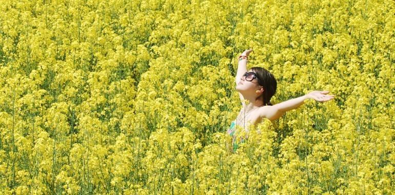 Vodena meditacija obilja in sreče