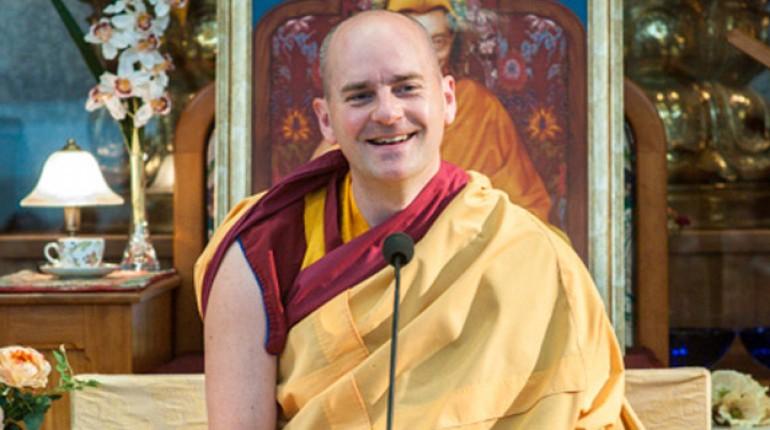 Kako s samozavestjo napredujemo v svoji praksi meditacije z Gen Kelsangom Anando