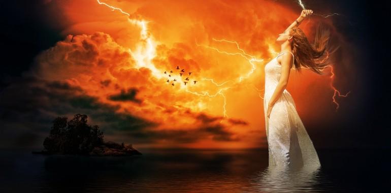 Jeza, ženska in ljubezen