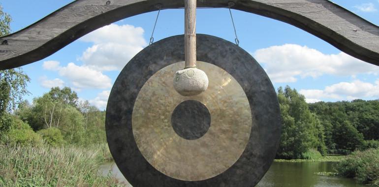 Celonočna gong Puja