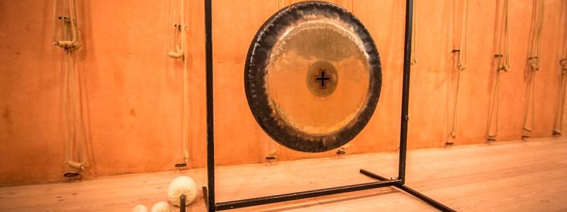 Praznična zvočna kopel