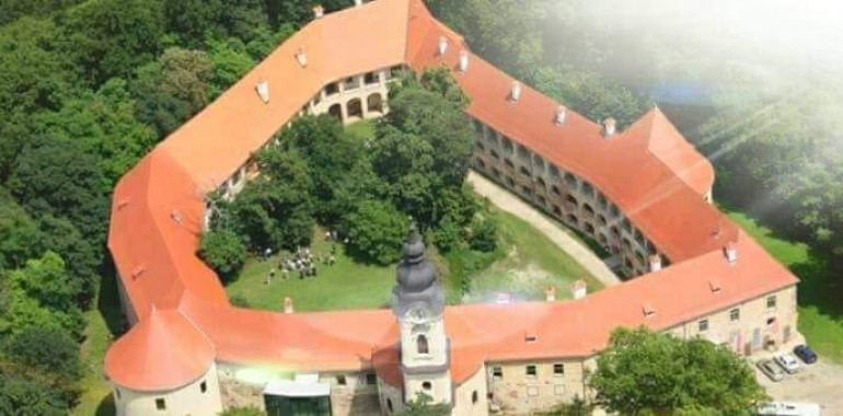 V objemu Grada Goričko