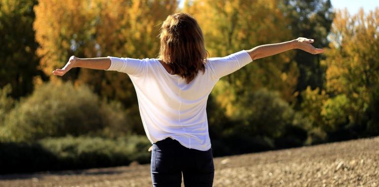 Zavestno dihanje: vdih in Izdih