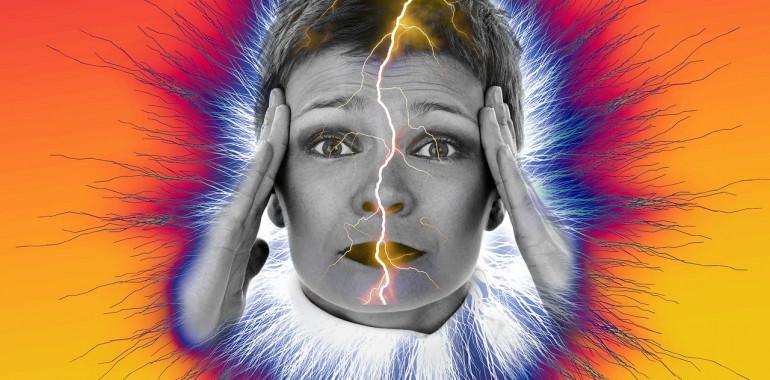 Ublažimo glavobol z eteričnimi olji