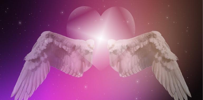 Meditacija: poveži se z angeli in ohrani visoko vibracijo