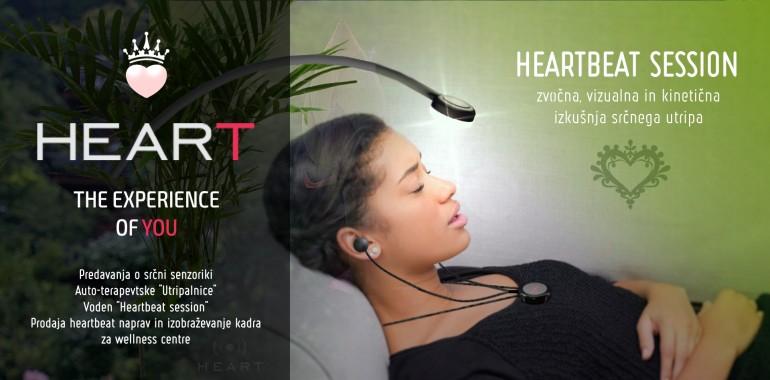 Heart, srčna senzorika