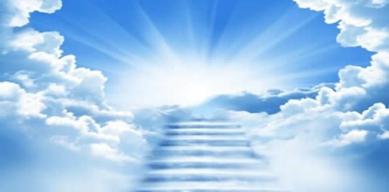 Meditacija: Po kristalnem stopnišču do Nebes