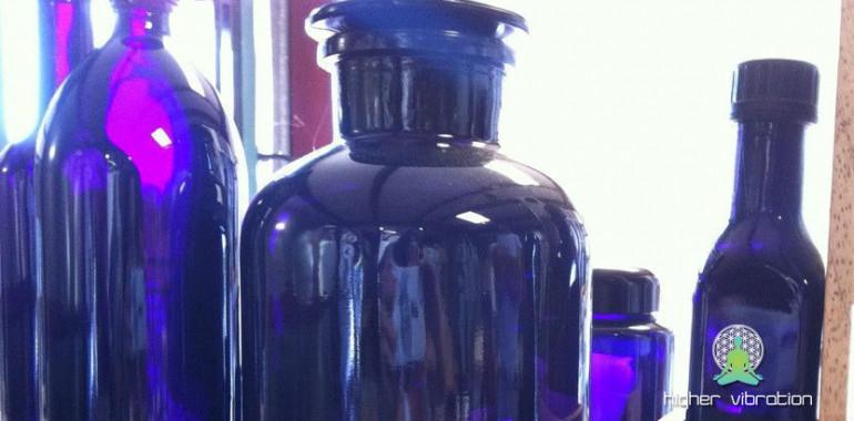 Kaj je MIRON vijolično steklo?