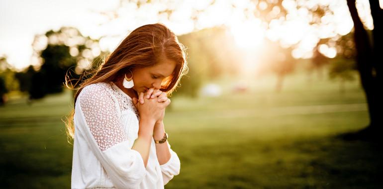 Če je edina molitev, ki jo v vsem svojem življenju izgovarjate, hvala, bo to zadostovalo