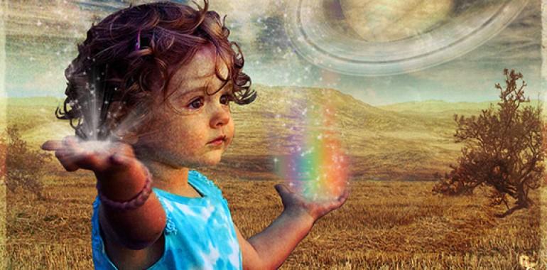 Občutljivčki - indigo, kristalni in mavrični otroci