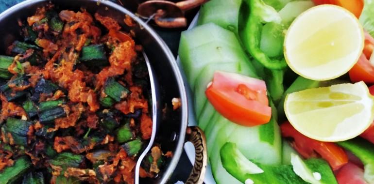 Ajurvedska indijska kuhinja