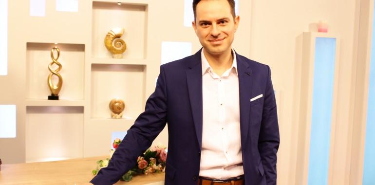 Dejan Jarič, dr.med., transpersonalni psihoterapevt, predavatelj in napredni trener za osebni in duhovni razvoj