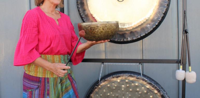 Zvočna gong kopel