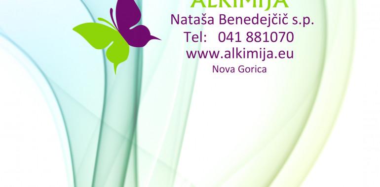 ALKIMIJA Nataša Benedejčič, Alkina Therapy™, Alkimija coach, Sound healing