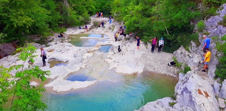 7 magičnih slapov