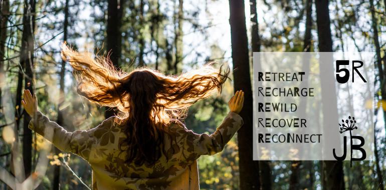Alenka Mrzdovnik, duhovni retreati