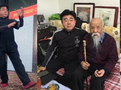 Wu Hao Healing Arts z J.K.Wong-om