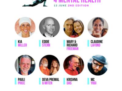 Brezplačni dogodek: YOGA FESTIVAL 4 MENTAL HEALTH