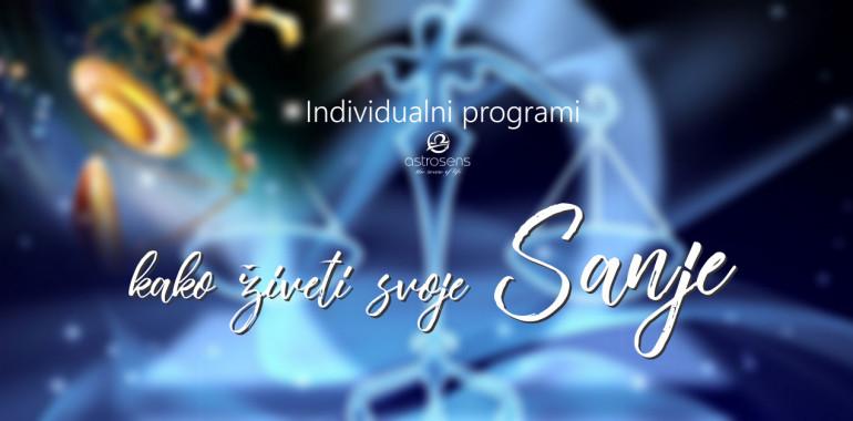 Individualni programi: KAKO ŽIVETI SVOJE SANJE