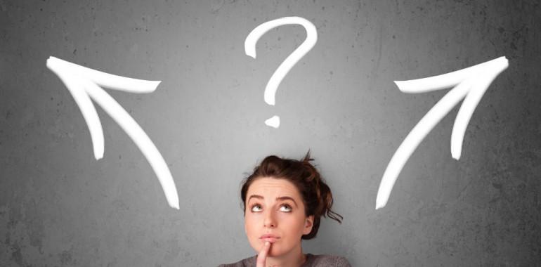 Kako sprejeti pravilno odločitev?