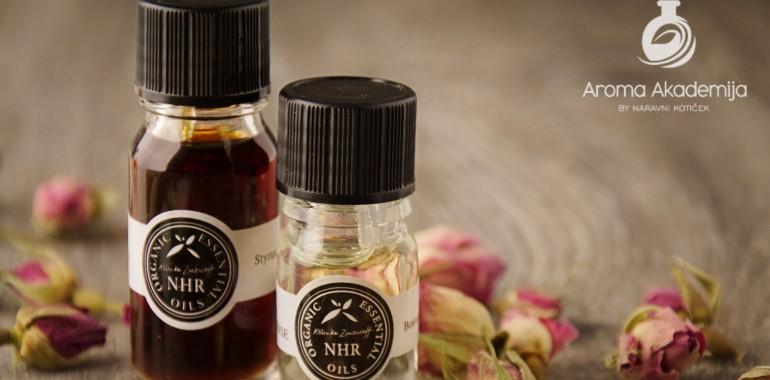 Seminar klinične aromaterapije - Aroma Akademija