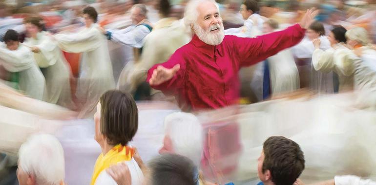 Bogumilski center, pot duhovnega bojevnika