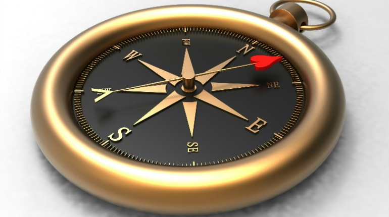 Kako začutiti svoj srčni kompas?