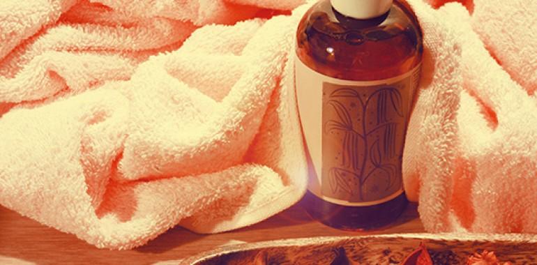 Izdelava aromaterapevtske kopalne soli
