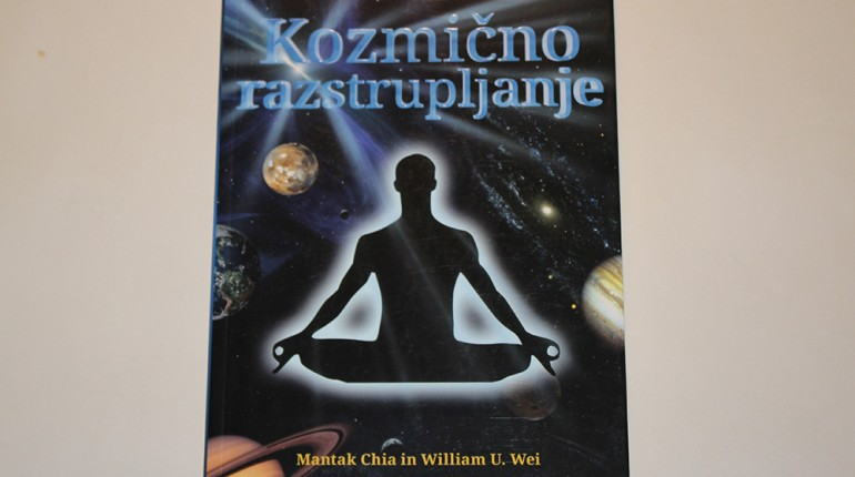 Knjiga Kozmično razstrupljanje (Mantak Chia)