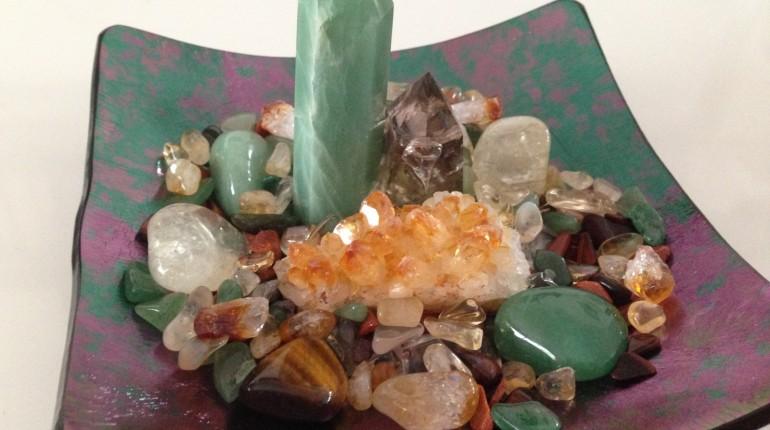 Kristali in kristaloterapija