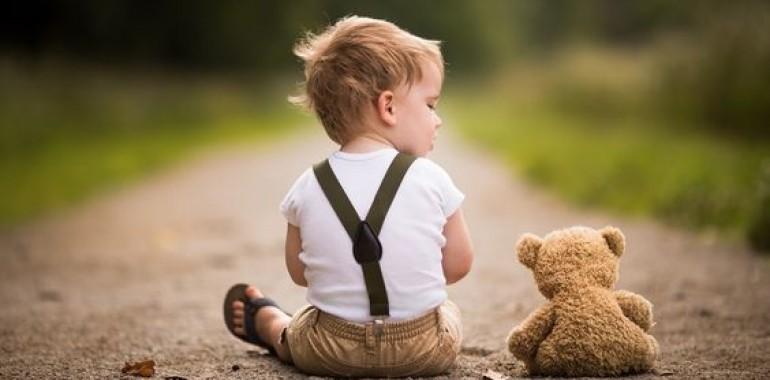 Čustveni svet otrok ob ločitvi staršev