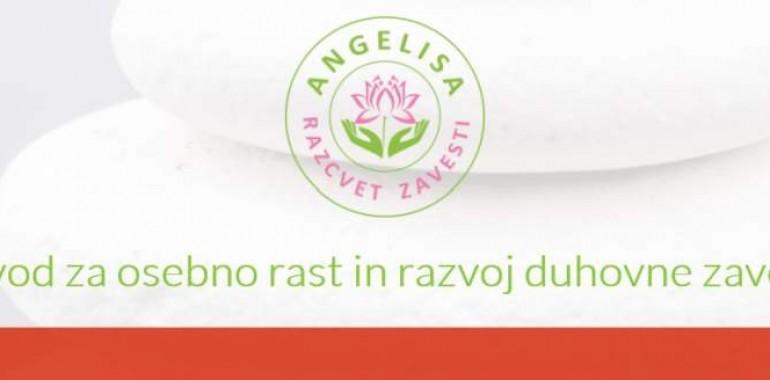 Angelisa, zavod za osebno rast in razvoj duhovne zavesti