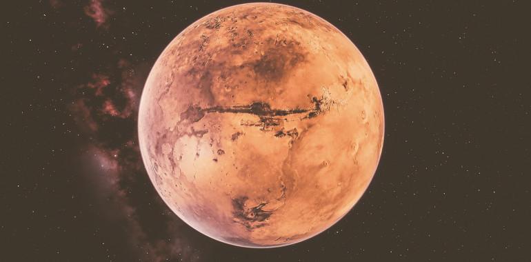 Mars prehaja v znamenje vodnarja
