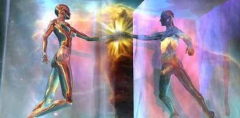 Med prehodom dimenzij