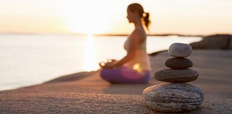 Meditacija kot blažitev stresa in potencialno varčevanje življenjske energije