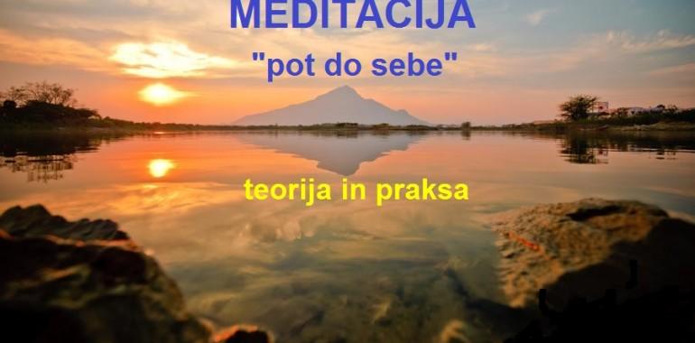 Meditacija, učenje in praksa