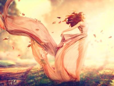 Razcvet božanske ženskosti