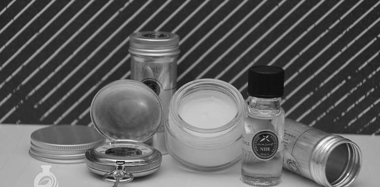 Moška kozmetika - formuliranje in izdelava