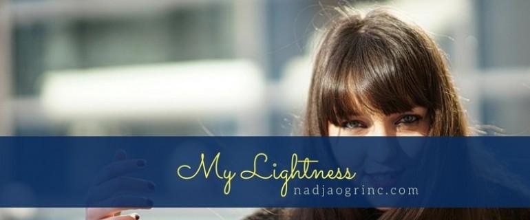 Moja lahkotnost, My Lightness, Center lahkotnih možnosti, Access Consciousness® delavnice